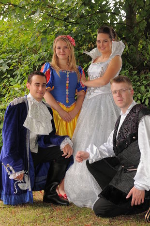 Snow White and the Seven Dwarfs at Marine Hall