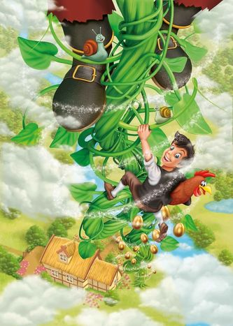 Jack and the Beanstalk poster image