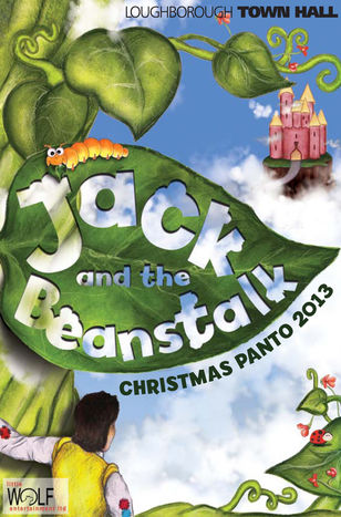 Jack and the Beanstalk at Loughborough Town Hall