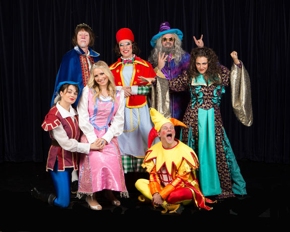 Sleeping Beauty full cast