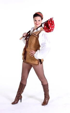 Dick Whittington photoshoot