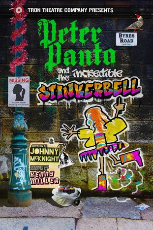 Peter Panto and the Incredible Stinkerbell