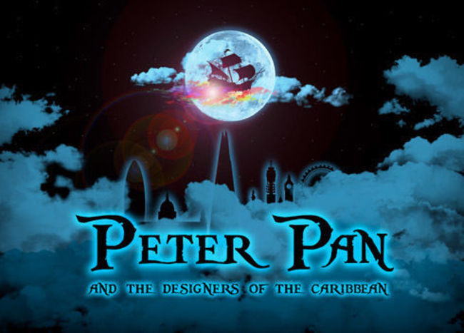 Peter Pan and the Designers of the Caribbean